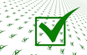 financial review checklist