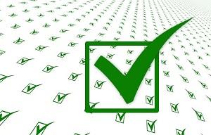 financial review checklist