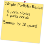 How A Simple Allocation Reduces Portfolio Volatility