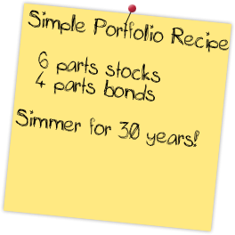 Simple Portfolio Allocation