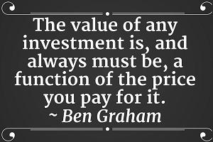 Ben Graham Quote