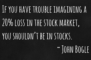 Stock Market Loss