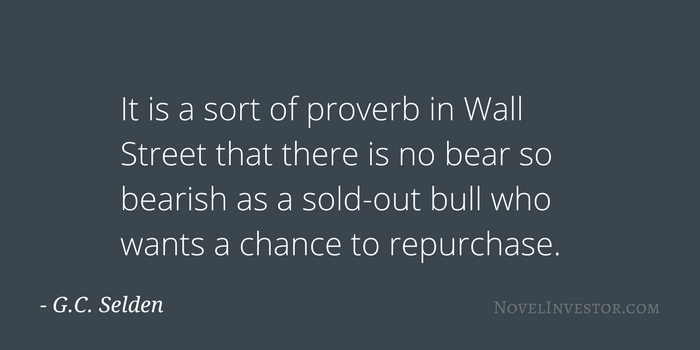 G.C. Selden on biggest market bear